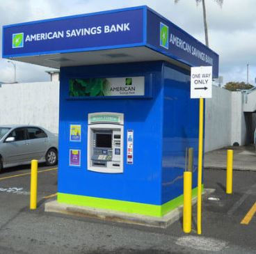 american savings bank atm